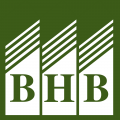 Build Homes Better Logo Green 1000px